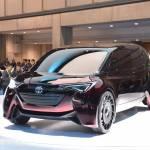 トヨタ 燃料電池自動車の更なる可能性「Fine-Comfort Ride」 東京モーターショー2017