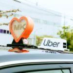 Uber、MKタクシーと協業し京都でサービス開始
