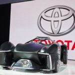 スポーツカータイプのコンセプトEV「e-RACER( イーレーサー)」