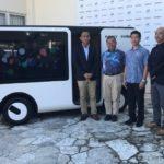 ソニー×ヤマハ、エンターテインメント用の自動運転車のサービス 11月から沖縄で開始