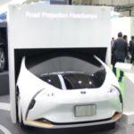 未来のモビリティ社会に光のソリューションを ― 小糸製作所, 東京モーターショー2019