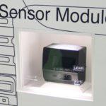 LiDAR、ミリ波レーダー、カメラを統合したセンサーモジュール
