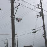 沖電気、関電、日本総研、電柱設置のカメラ映像から自動運転支援とまちの見守り 実証実験を公開