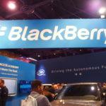 BlackBerryとAWSが協業 CES2020でコネクテッドカー・プラットフォームのデモ公開