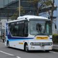 「自動運転バス実用化」で人手不足解消なるか? SBドライブ×ANA 、レベル4相当実証