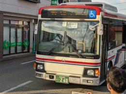 バーチャルバス停により既存バス停以外の場所でもを自由に乗降が可能