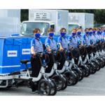 佐川急便が業務用電動アシスト自転車を本格導入