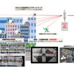 ドコモ、5Gを活用した監視カメラサービス実用化へ 三菱電機と実証開始