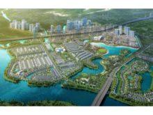 スマートシティの完成イメージ