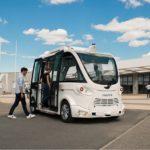 仏ナビヤとケオリス、車内オペレーター無人の自動運転バスでサービス実証