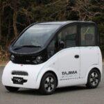 出光とタジマモーター、超小型EV開発で新会社設立 カーシェアなどのサービス開発も