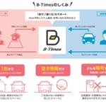 タイムズ24 予約できる駐車場「B-Times」 大阪府営住宅付帯駐車場へサービス拡大