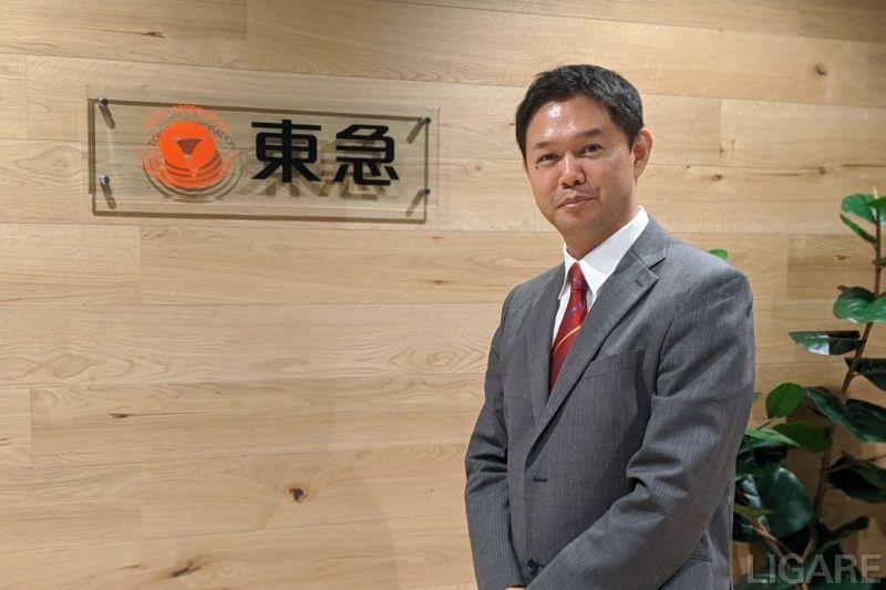 東急株式会社 交通インフラ事業部 MaaS戦略担当課長の森田創氏