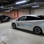 日本自動車研究所(JARI) 自動バレーパーキング実証実験レポート
