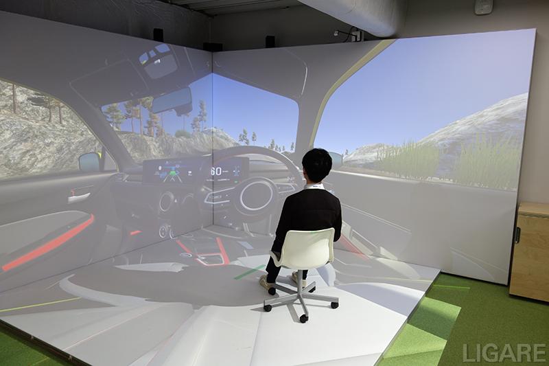 パナソニック VRシミュレーターを用いてコックピット開発のコスト削減へ