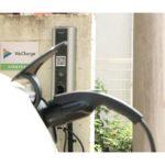 マンションでEVの充電・精算サービス SBイノベンチャー発「ユビ電」がプレ公開