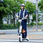 セコム・トヨタ、パーソナルモビリティを活用した巡回警備の実証運用開始