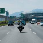日本初、ボッシュが二輪車向けADASシステムの公道試験を関東の高速道路で開始