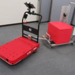 凸版印刷とZMP、物流支援ロボットを活用した無人棚卸サービスを共同開発