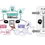ゼンリンら沖縄MaaS事業連携体、来年1月から県全域で観光型MaaS実証