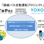 日本初 営業運行で大型バス自動運転の実証実験 横浜市・相鉄バス・群馬大学