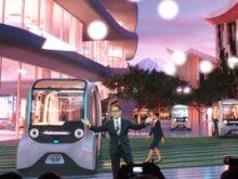 CES2020で「コネクテッド・シティ」構想を語る豊田章男社長