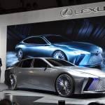 レクサス クルマに留まらないライフスタイル 東京モーターショー2017