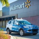 フォード 自動運転車で宅配サービス ウォルマートと提携