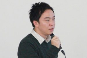 加藤真平氏の顔写真