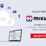 ヴァル研究所、MaaS向け複合経路検索APIをリリース 7月から