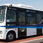 SBドライブなど6社 羽田空港で自動運転バスの実証実験 2020年実用化を目指す