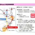 伊豆エリアで実施 日本初の「観光型MaaS」実証実験結果報告