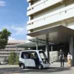 パナソニック、大阪府本社エリアで自動運転ライドシェアサービスを開始