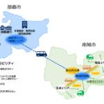 りゅうにちHD、ニアミーら6者、沖縄県南城市で観光MaaSの実証実験開始 移動費込みの旅行プラン提供