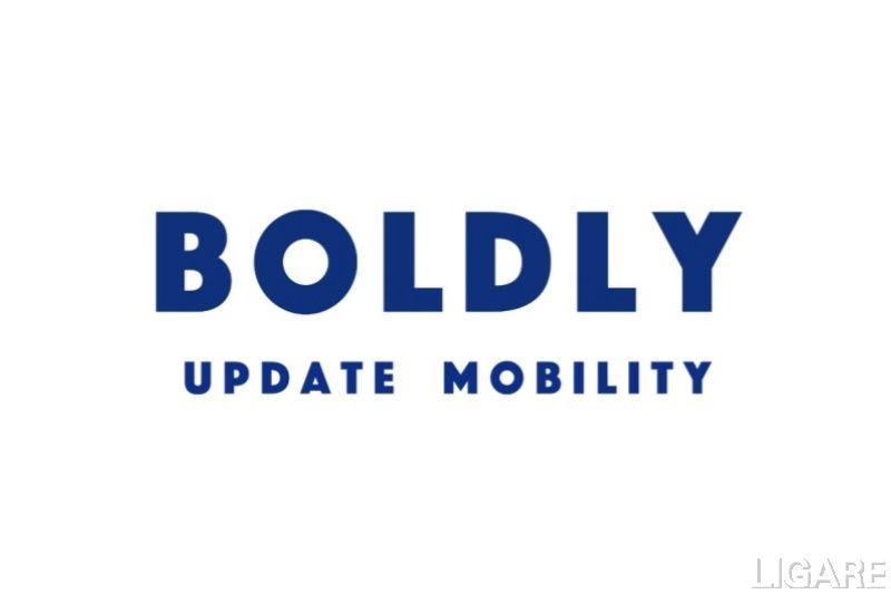 新会社・ボールドリーのロゴ
