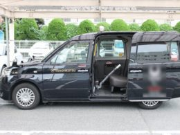 新型コロナ軽症患者移送専用車