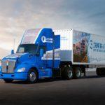 トヨタ、北米でFC大型商用トラックの新プロトタイプ公開