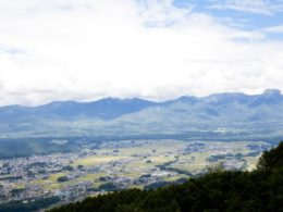 長野県茅野市の写真