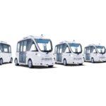 マクニカ、レベル4対応の自動運転バス販売へ 仏NAVYA製「EVO」を20日から