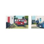 自家用車の一時交換サービス「CAROSET」提供開始 電通の100%直接出資の子会社カローゼット
