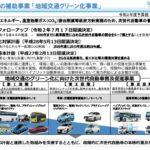 国交省、電気バスなどの導入支援で3事業を選定【地域交通グリーン化事業】