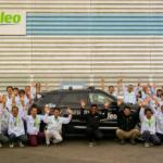 ヴァレオの高速道路用自動運転車Cruise4U「ハンズオフ ジャパン ツアー」を完走