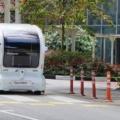 パイオニア、「3D‐LiDARセンサー」搭載の自動運転シャトルバスをシンガポールで実証開始