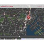 MaaS Tech Japan、データ活用の混雑情報ダッシュボード公開