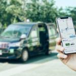 【JapanTaxi×MOV】新タクシーアプリ「GO」全国11エリアから開始