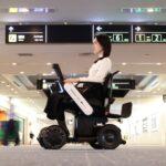 WHILL、羽田空港に自動運転システムを拡張 国内線出発ラウンジ全域に