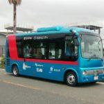 SBドライブ×小田急 江の島周辺の公道で自動運転バス実証実験 信号との連携も