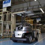 ヤマハやティアフォーら、自動搬送向け小型EV開発 サブスクも予定