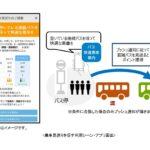 ドコモと東急バス、アプリによるバス車内の混雑緩和に向けた実証実験開始
