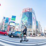 Luup、横浜市みなとみらい21地区にて電動キックボードの実証実験開始
